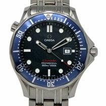 Omega 2221.80.00 Сталь 2003 Seamaster Diver 300 M 41mm подержанные