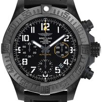 Breitling Plastic Automatic Black Arabic numerals 45mm new Avenger Hurricane