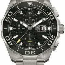 TAG Heuer Aquaracer 300M new 2000 Automatic Chronograph Watch only CAY211A