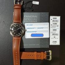 Panerai new Manual winding Limited Edition 47mm Steel Plexiglass