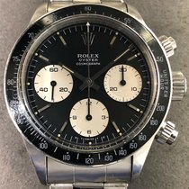 Rolex Daytona Steel 40mm Black United States of America, Texas, Dallas