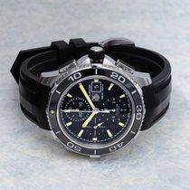 TAG Heuer cak2111.ft8019 Steel 2000 Aquaracer 500M 43mm pre-owned United States of America, Texas, Houston