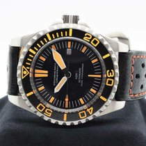 Schaumburg Steel 50mm Automatic AQM II pre-owned