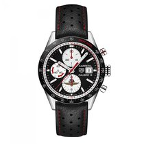 TAG Heuer Carrera Calibre 16 Steel 41mm Black United States of America, Florida, Miami