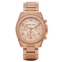 Michael Kors Rose gold Quartz Gold new