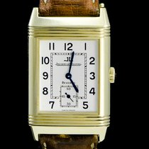 Jaeger-LeCoultre Reverso Grande Taille Or jaune 26mm Argent Arabes