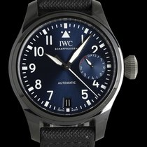 IWC Big Pilot Top Gun Керамика 46mm Синий