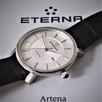Eterna Steel 33mm Quartz 323.632 pre-owned Finland, Imatra