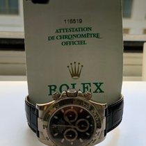 Rolex Daytona 116519 Muy bueno Oro blanco 40mm Automático