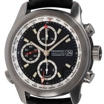 Bremont ALT1-WT World Timer ALT1-WT BLACK pre-owned