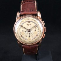 Tissot Rose gold Manual winding pre-owned