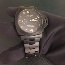 Panerai Luminor 1950 3 Days GMT Automatic Keramik 44mm Schwarz Arabisch Deutschland, Berlin
