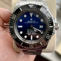 Rolex Sea-Dweller Deepsea Steel 44mm Blue No numerals United States of America, Ohio, Columbus