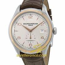 Baume & Mercier Clifton M0A10139 - Baume Et Mercier Small Seconds 41mm new