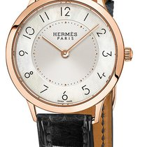 Hermès Slim d'Hermes MM Quartz 32mm 041766ww00