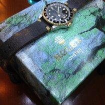 Rolex GMT-Master II 16713 Очень хорошее Золото/Cталь 40mm Автоподзавод