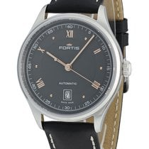 Fortis new Automatic Display Back 40mm Steel Sapphire Glass