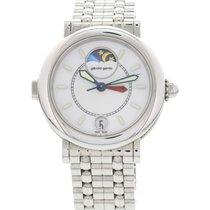 Gérald Genta Night & Day Stainless Steel Watch G.3706