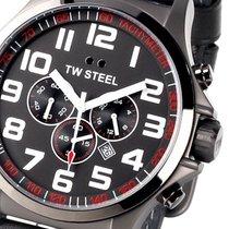 TW Steel 鋼 48mm 石英 TW423 新的