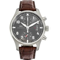 IWC Pilot Spitfire Chronograph Stainless Steel Automatic