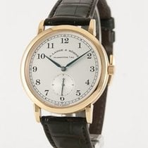 A. Lange & Söhne 36mm Manual winding 1998 pre-owned 1815 Silver