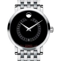 Movado Staal 42mm Automatisch 84-P2-1891-A0591-4/0021 nieuw