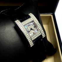 Chopard White gold Quartz pre-owned Your Hour