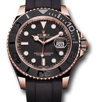 Rolex Yacht-Master 37 Rose gold 37mmmm United States of America, New York, New York