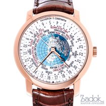 Vacheron Constantin Traditionnelle World Time Automatic Watch...