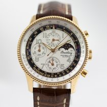 Breitling Montbrillant Olympus pre-owned 42mm Rose gold