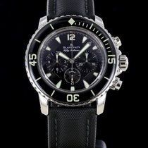 Blancpain Fifty Fathoms Chrono Flyback box and papers