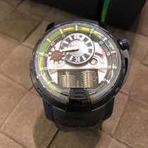 HYT pre-owned Manual winding 44mm