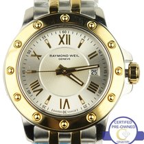 Raymond Weil Ladies Raymond Weil Gold Stainless Two-Tone 28mm...