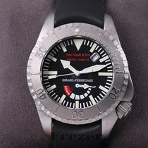 Girard Perregaux Tantalum Automatic pre-owned Sea Hawk