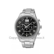 Seiko new Automatic Center Seconds 42mm Steel Mineral Glass