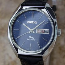 Orient 35mm Manual winding 1970 pre-owned Blue