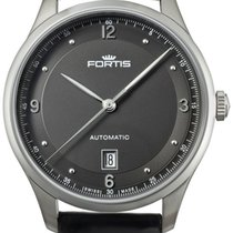 Fortis new Automatic 41mm Steel Sapphire Glass