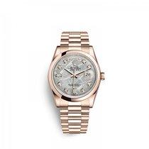 Rolex Day-Date 36 118205F0020 nouveau