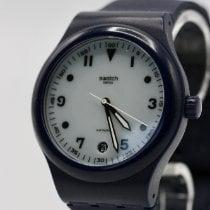 Swatch Plast Automatisk EW41 brukt