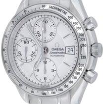 Omega Speedmaster Date Steel 38mm Silver No numerals United States of America, Texas, Dallas