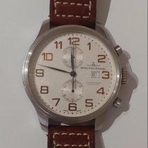 Zeno-Watch Basel Acciaio 47.5mm Automatico 8557 usato Italia, Pesaro