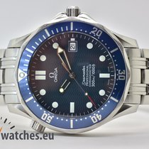 Omega 2531.80 Acier 2006 Seamaster Diver 300 M 41mm occasion