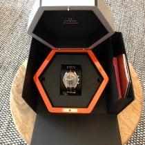 Omega 311.12.42.30.01.001 Acciaio 2018 Speedmaster Professional Moonwatch 42mm nuovo