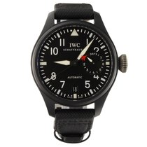IWC Big Pilot Top Gun Ceramic 48mm Black United States of America, Florida, Miami