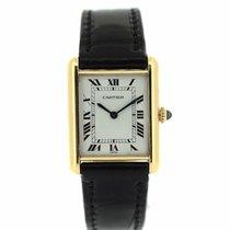 Cartier Tank Louis Cartier Жёлтое золото 24mm