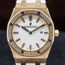 Audemars Piguet Royal Oak Lady Rose gold 33mm United States of America, Massachusetts, Boston