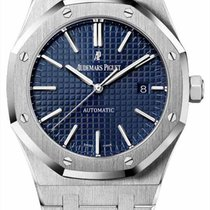 Audemars Piguet 15400ST.OO.1220ST.03 Steel 2017 Royal Oak Selfwinding 41mm new