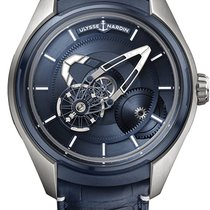 Ulysse Nardin Titanium 43mm Automatic 2303-270/03 new