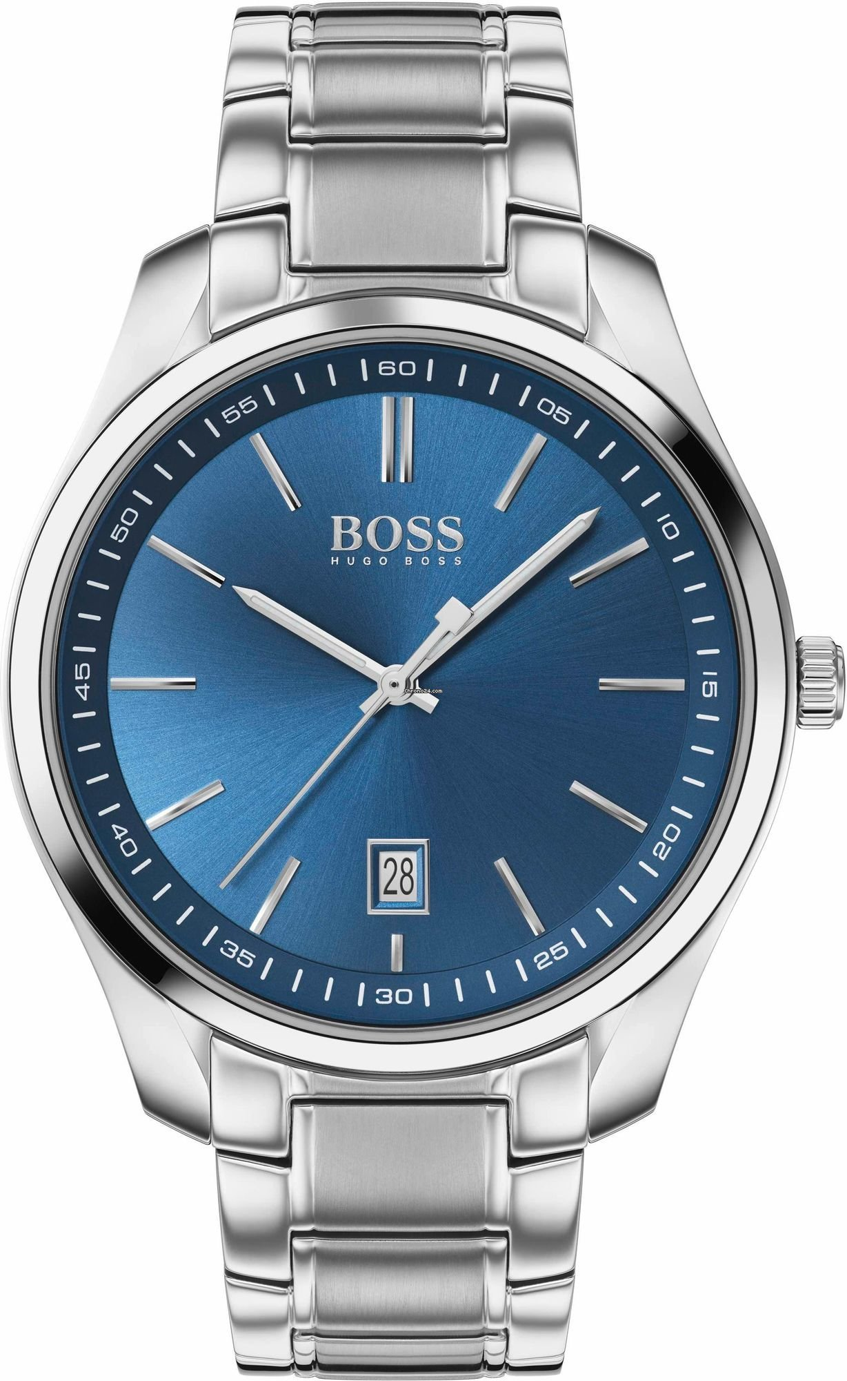 low cost pretty nice amazon Hugo Boss CIRCUIT 1513731 Herrenarmbanduhr