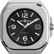 Bell & Ross BR 05 Steel 40mm Black United States of America, New York, Airmont